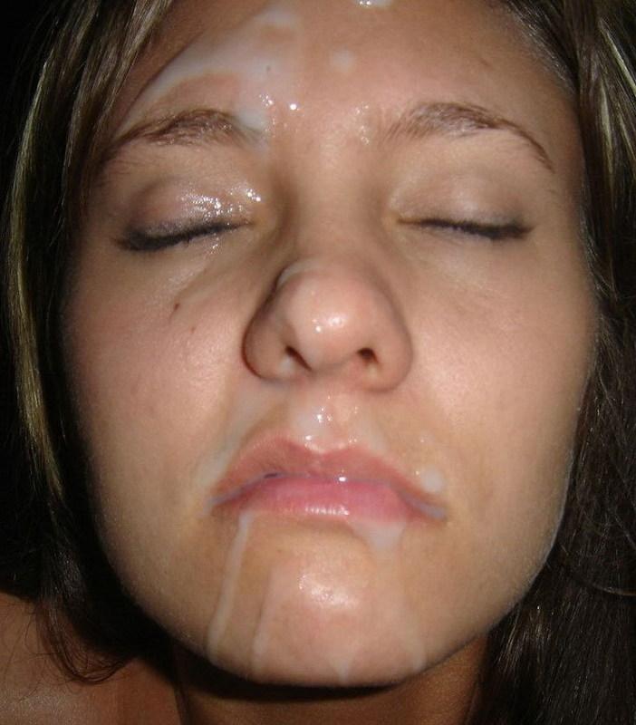 Взяла в рот и осталась в сперме